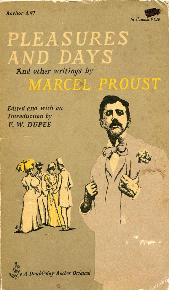 """Marcel Proust """"Przyjemności i dni oraz inne utwory"""""""
