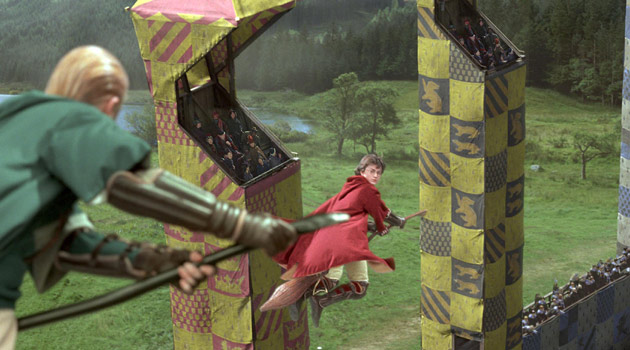 Quidditch wymyślony po kłótni