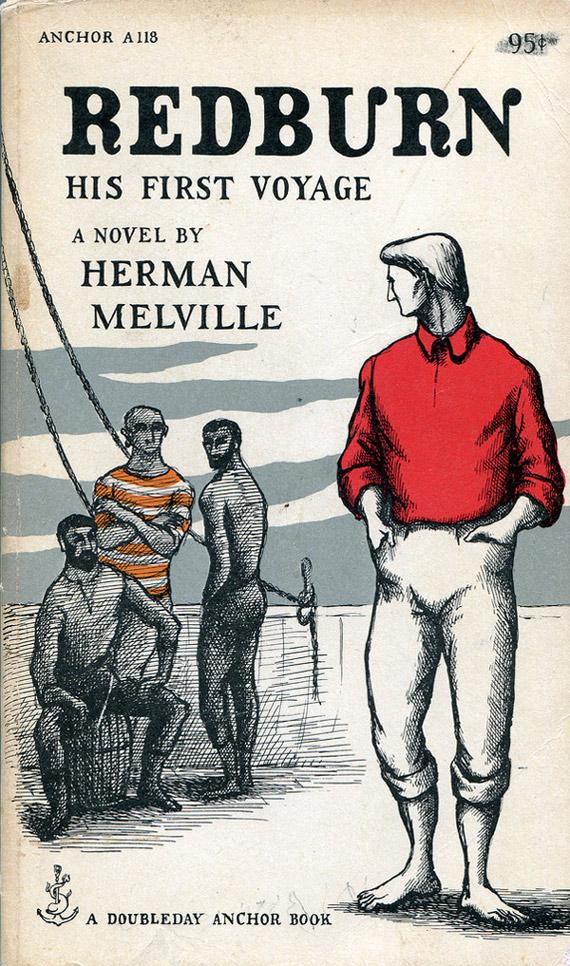 "Herman Melville ""Redburn"""