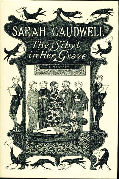 "Sarah Caudwell ""Sibyl in her grave"""