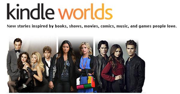 startuje Kindle Worlds