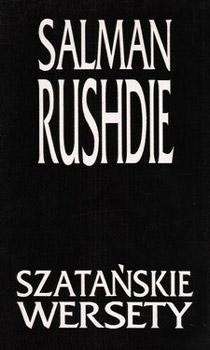 """Pierwsze polskie wydanie """"Szatańskich wersetów"""" (Phantom Press, 1992)."""