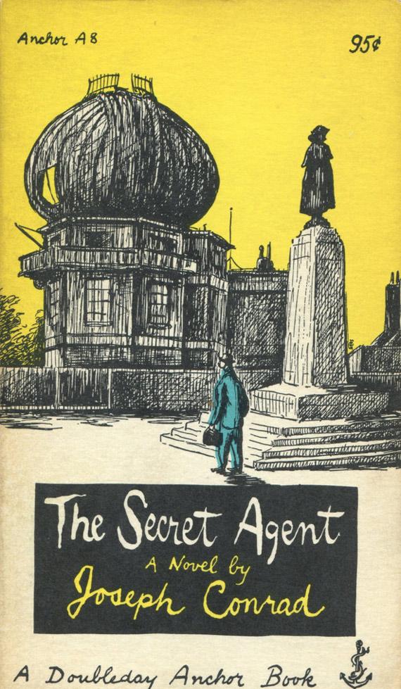 "Joseph Conrad ""Tajny agent"""