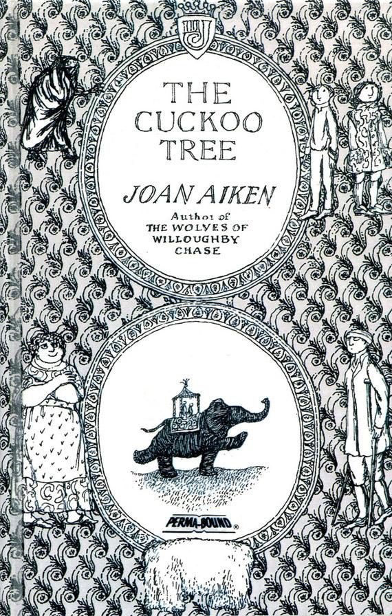 """Joan Aiken """"Kukułcze drzewo"""""""