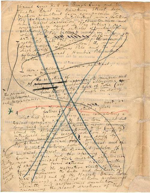 "James Joyce ""Ulisses"""