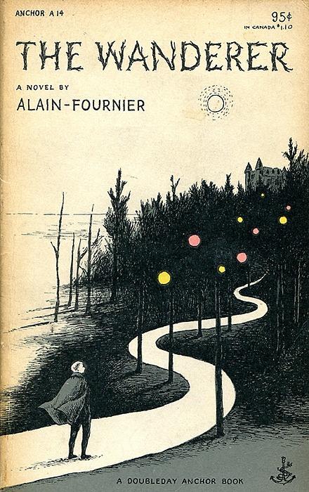 """Alain-Fournier """"Mój przyjaciel Meaulnes"""""""