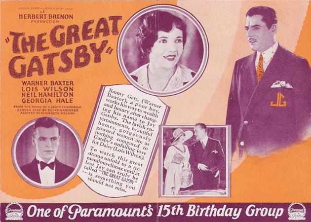 Wielki Gatsby (1926)