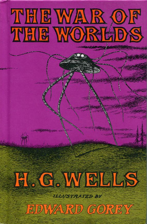 """H. G. Wells """"Wojna światów"""""""