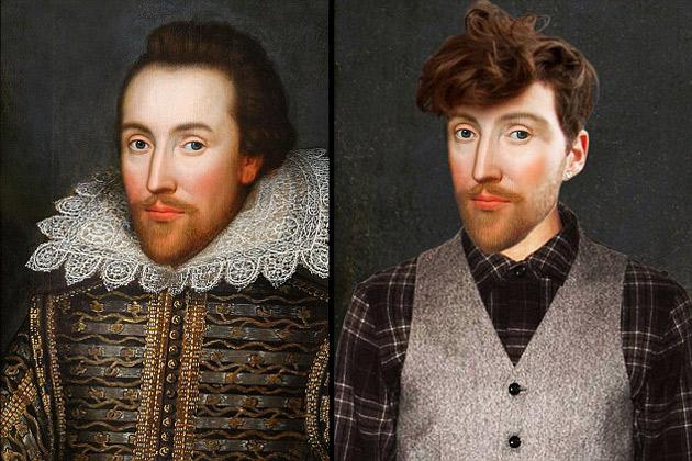 współczesny Szekspir