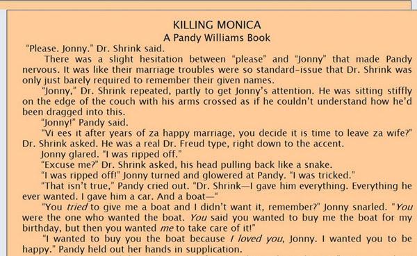 Zabijając Monikę