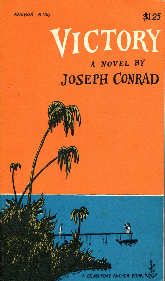 "Joseph Conrad ""Zwycięstwo"""