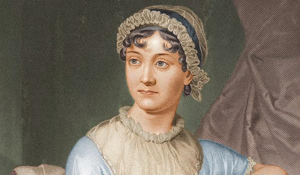 Jane Austen na funtach