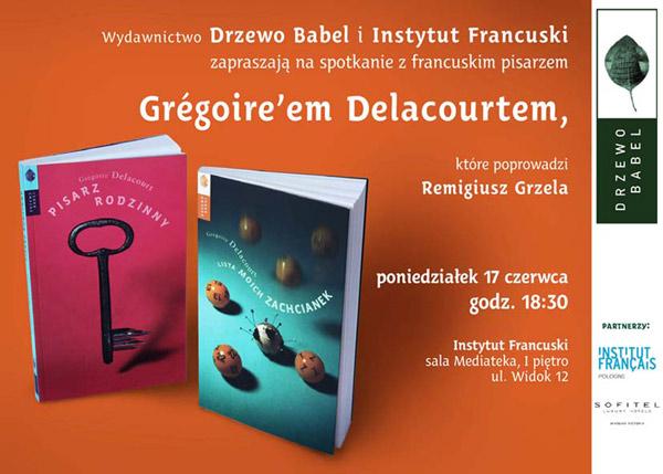 Delacourt w Warszawie - 2