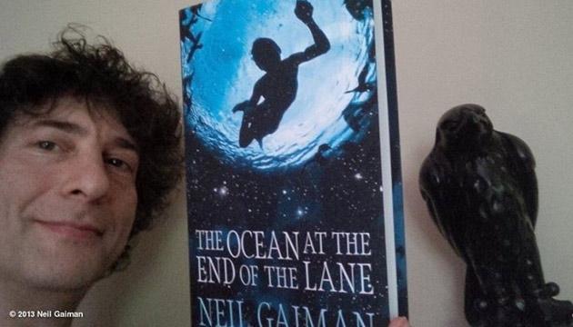 "Gaiman prezentuje ""Ocean na końcu ulicy"""