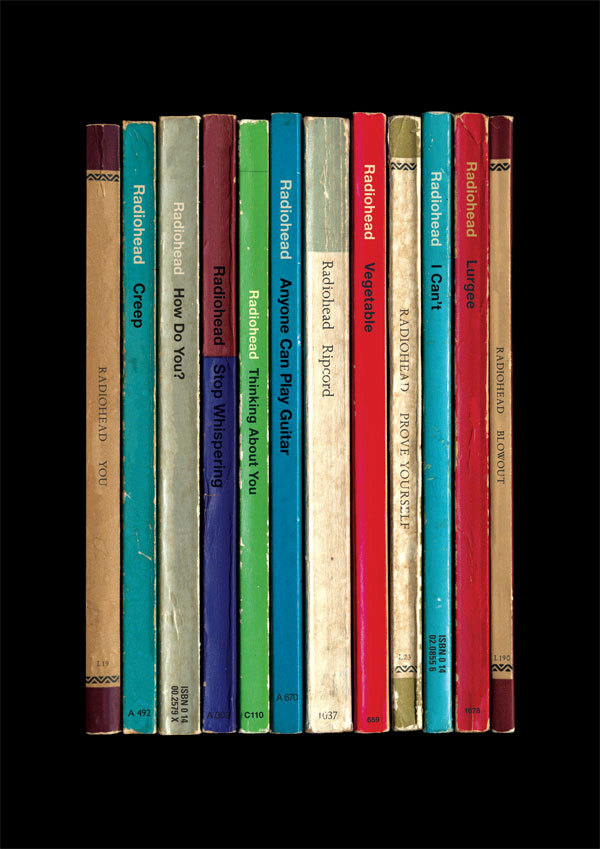 "Radiohead ""Pablo Honey"""