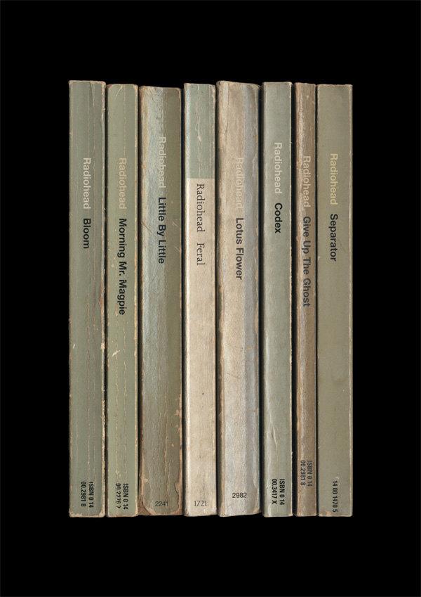 "Radiohead ""The King of Limbs"""