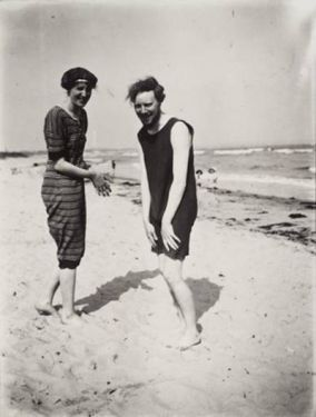 Virginia Woolf i Clive Bell
