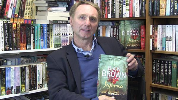 Inferno Dana Browna bestsellerem w UK