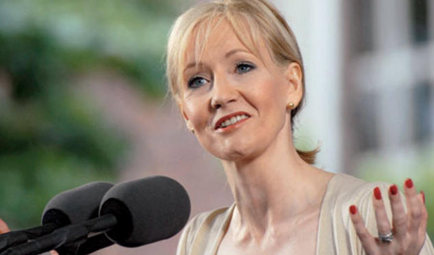 J. K. Rowling pod pseudonimem