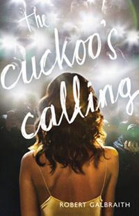 """amerykańska okładka """"The Cuckoo?s Calling"""""""