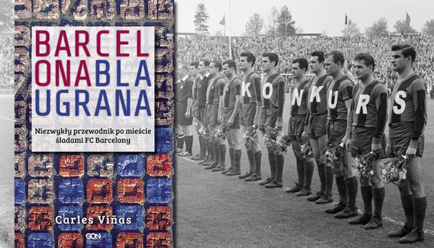 """""""Barcelona Blaugrana"""" - konkurs"""