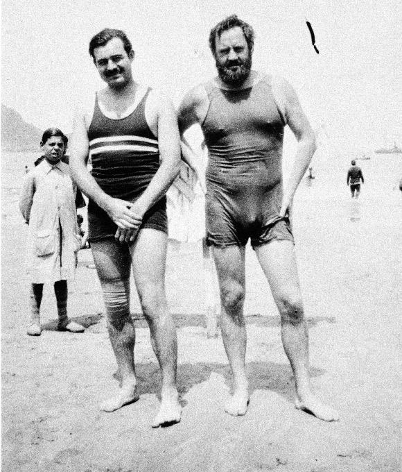 Ernest Hemingway i Waldo Peirce