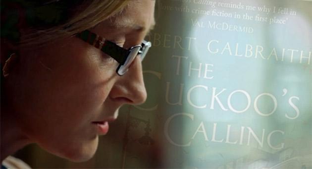J. K. Rowling o pseudonimie