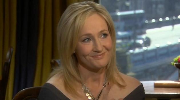 kto zdradził J. K. Rowling