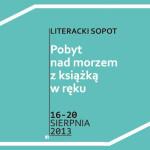"""2. edycja festiwalu """"Literacki Sopot"""""""