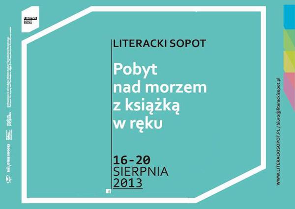 Literacki Sopot 2013