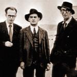 Pierwsze obchody Bloomsday w Dublinie w 1954 roku