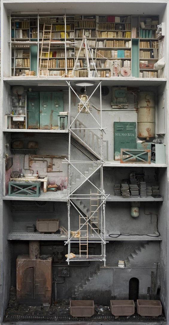 Giai-Miniet - diorama 13