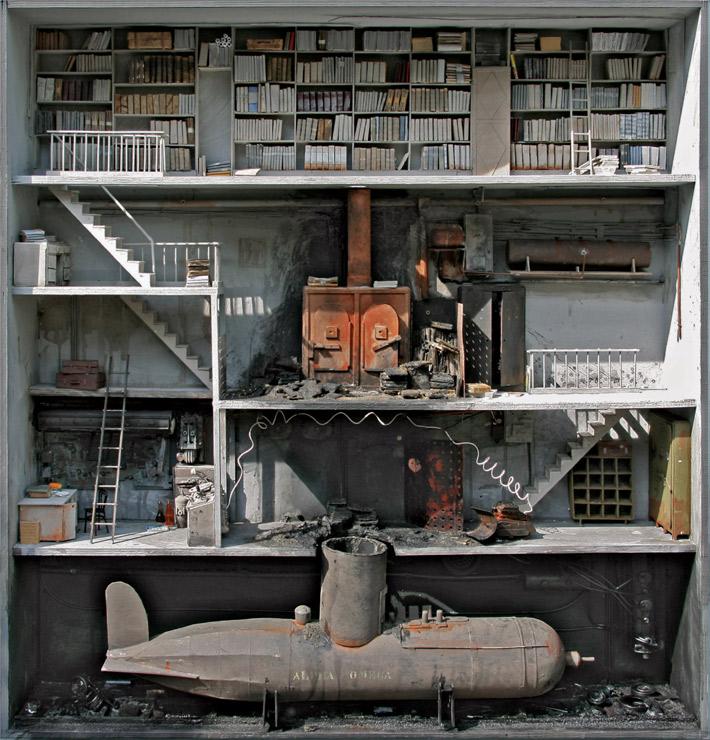 Giai-Miniet - diorama 17