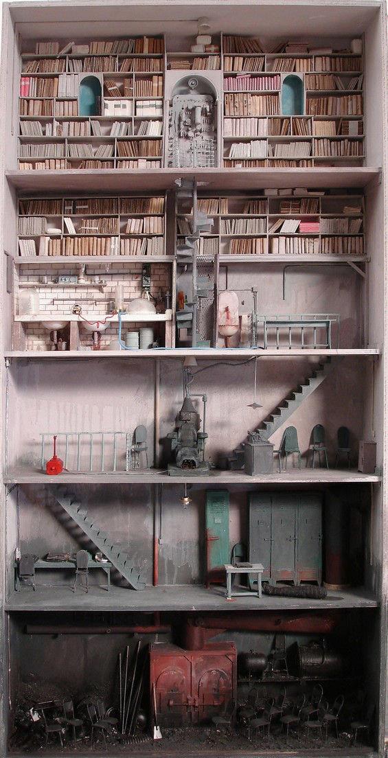 Giai-Miniet - diorama 19
