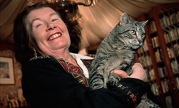 Barbara Mertz nie żyje