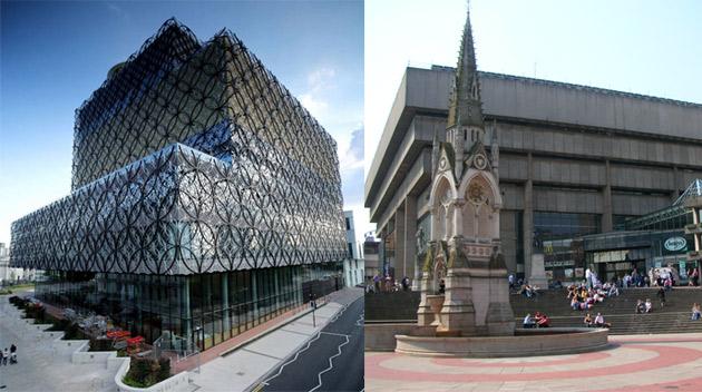 biblioteka w Birmingham - 1