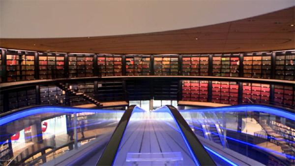 biblioteka w Birmingham - 2