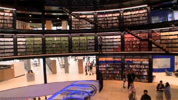 biblioteka w Birmingham - 5