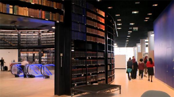 biblioteka w Birmingham - 6