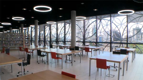 biblioteka w Birmingham - 8