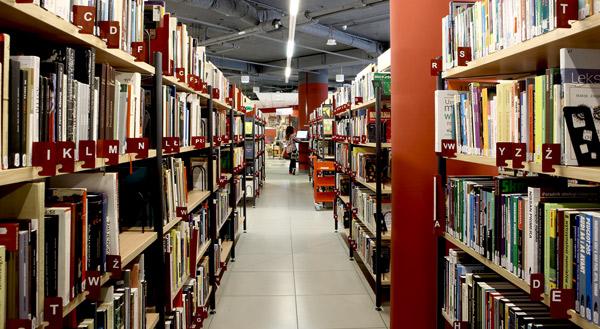 biblioteka Manhattan Modernizacją Roku 2012 - 4