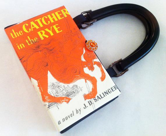 """J. D. Salinger """"Buszujący w zbożu"""""""