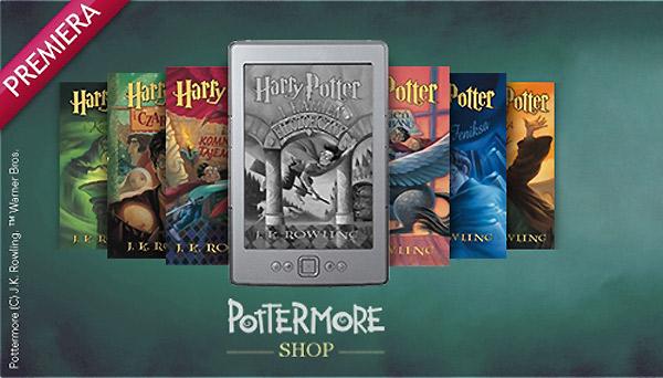 ebooki Harry'ego Pottera