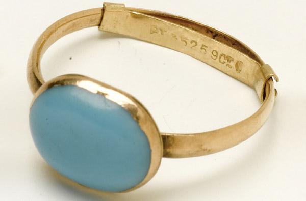 pierścionek Jane Austen