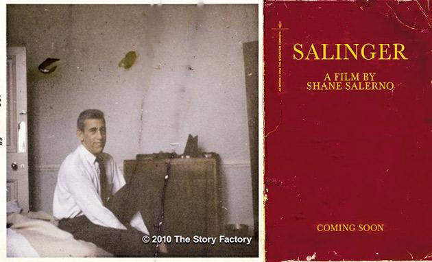 Salinger w sypialnii w 1968