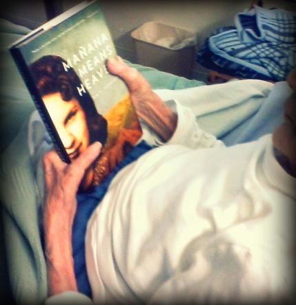 Terry Meksykaneczka z książką