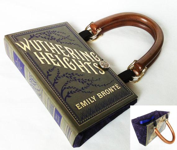 """Emily Brontë """"Wichrowe Wzgórza"""""""