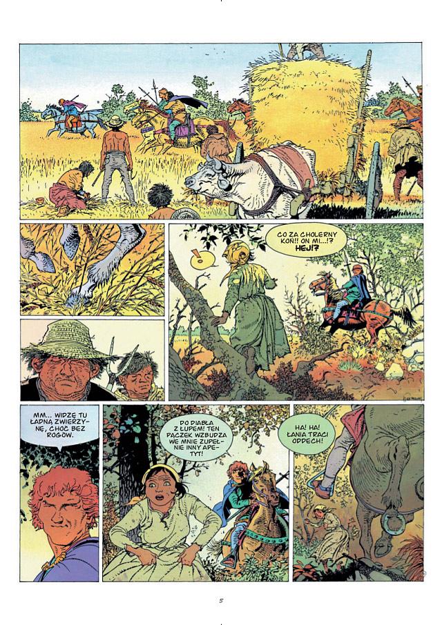 Wieże Bois-Maury tom 1: Babette - 5