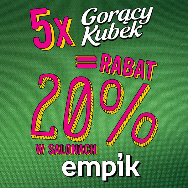 Gorący Kubek Knorr - Empik - promocja