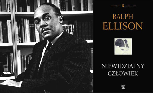 """Ralph Ellison i """"Niewidzialny człowiek"""""""
